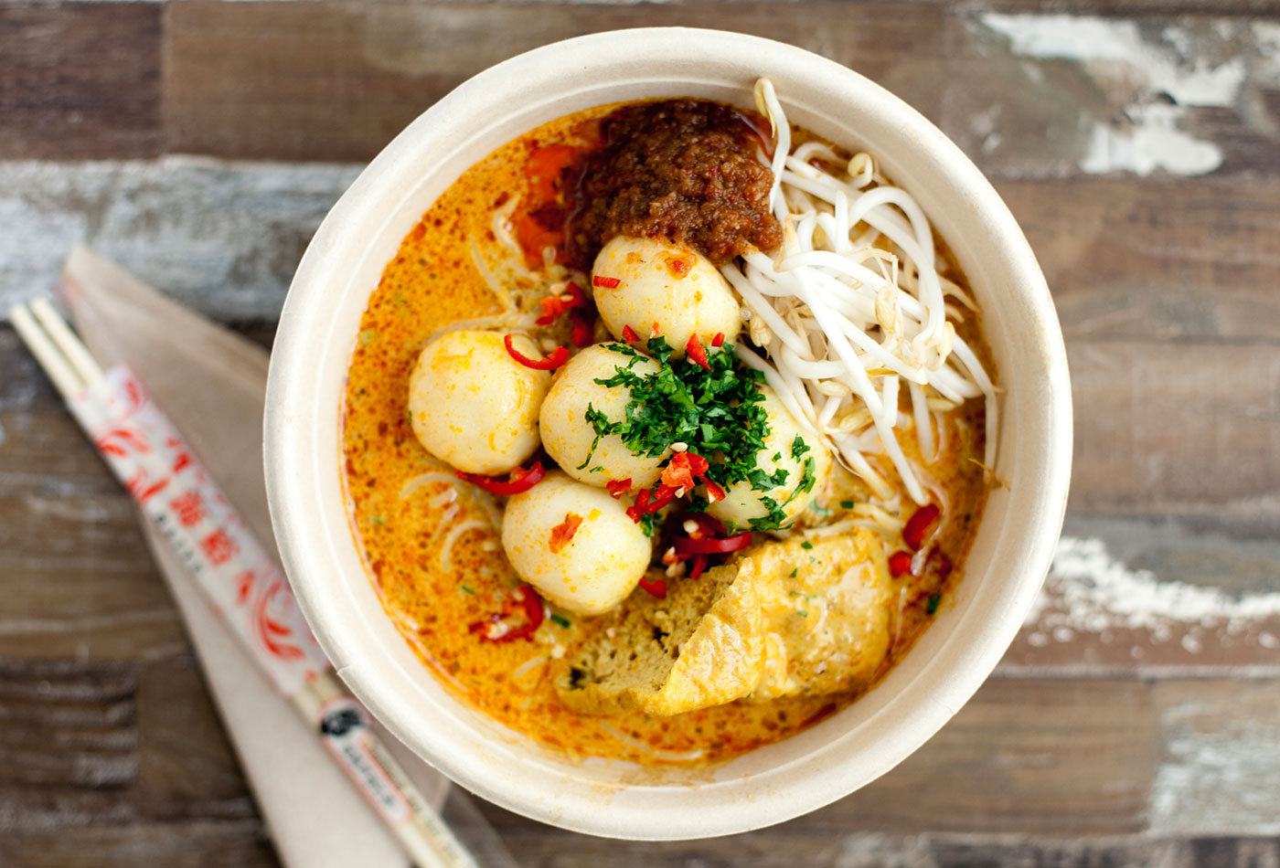 Bang Luck Thai Street Food, Spice Alley