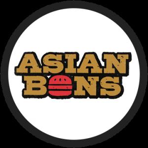 Asian Buns Burger Logo