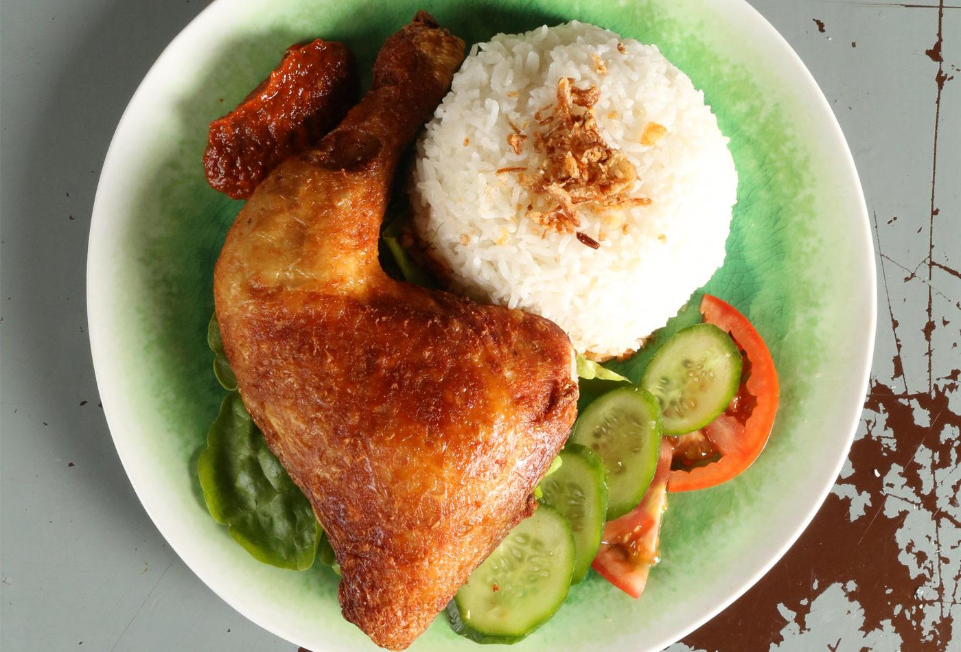 Warong Bali Sambal Ayam Goreng