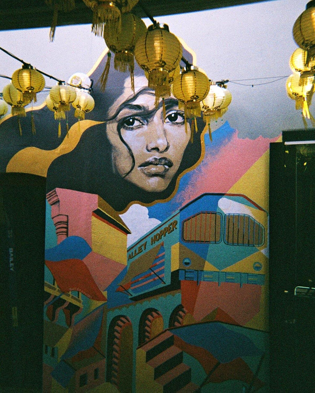 MCRT.STUDIO Mural