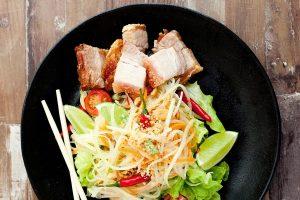 Spice Alley Thai food